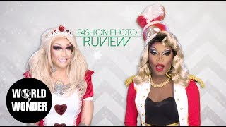 FASHION PHOTO RUVIEW: Holi-Slay Spectacular with Kameron Michaels and Asia O'Hara!