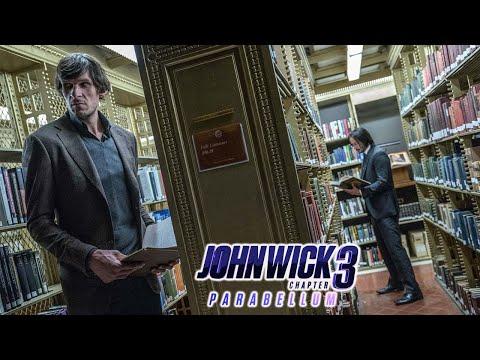 John Wick vs Boban Marjanovic fight scene   PARABELLUM