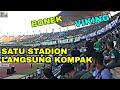 Download Lagu Merinding... Bergetar Gelora Bung Tomo Mendengar Chans Bonek dan Viking Saling Sahut Mp3 Free