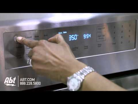 Samsung Convection Gas Range NX58F5700SS Overview