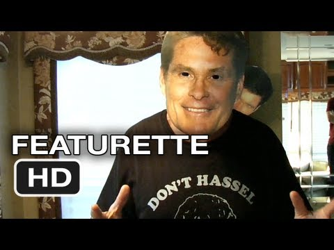 Piranha 3DD Featurette 'David Hasselhoff'