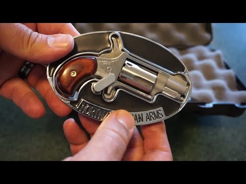 North American Arms Mini Revolver 22lr Tabletop Review!