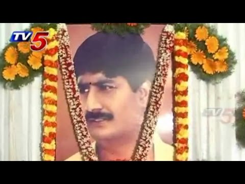Potluri Ramakrishna 16th Death Anniversary at Vijayawada : TV5 News