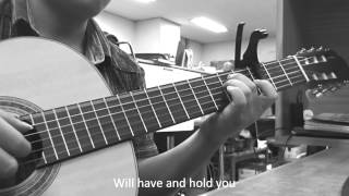 Video Beautiful in white guitar solo MP3, 3GP, MP4, WEBM, AVI, FLV Maret 2018