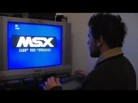 Especial MSX: sistema, modelos, breve historia y... JUEGOS || Análisis / Review en Español
