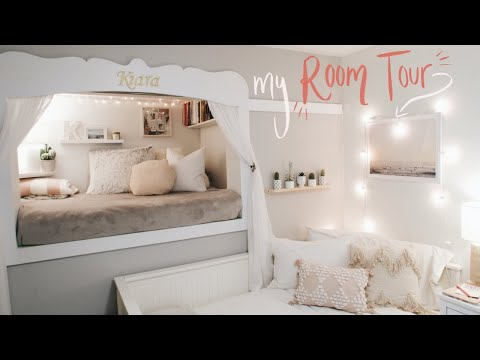 my aesthetic room & closet tour *2020*