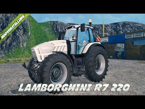 Lamborghini R7 220 v2.0
