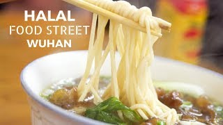 Video MIE Halal Di China Asli Dibuat Pakai Tangan Langsung Maknyus Abis [ Wuhan Food Court ] MP3, 3GP, MP4, WEBM, AVI, FLV Maret 2019