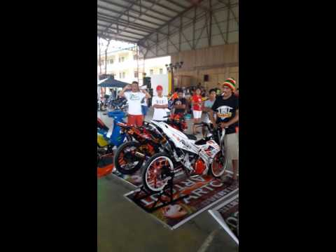 Motorshow Bauan Batangas Champion Power Pipe