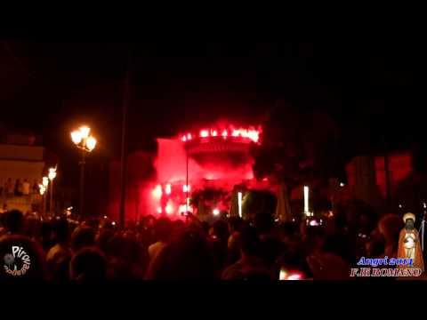 ANGRI (Salerno) - San Giovanni Battista 2014 - Fratelli ROMANO