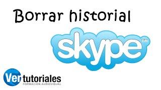 Eliminar o cancelar tu cuenta de Skype