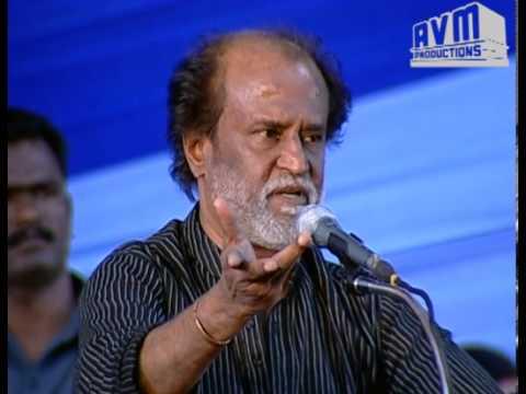 175 Days of Sivaji - Superstar Rajni's speech