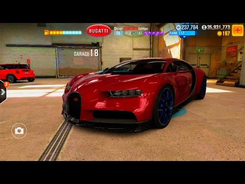 CSR 2 Red Chiron Tune
