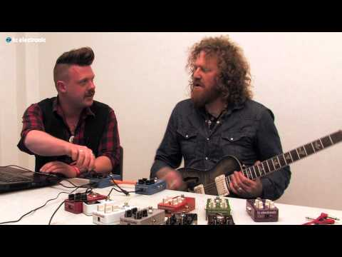 "Brent Hinds (Mastodon) creates his ""Mother Slapper"" TonePrint"