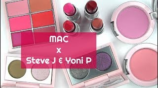 MAC's funky Steve J & Yoni P Collection!Purchase at MAC OnlineBLOG SALE: http://bit.ly/1dGiNtFhttp://www.allurabeauty.comPaula's Choice (best skincare): http://goo.gl/r9cy4o Ebates cash-back: http://bit.ly/1kQ83tMLizzy James 15% off w/ code THANKS http://bit.ly/2b56OJyWantable: http://bit.ly/1PvjdpsScentbird: 15% off 1st subscription http://bit.ly/1NkoBeyTry The World: 30% off code ALLURATRAVELS http://bit.ly/19ozQ3rhttp://www.allurabeauty.comTwitter: http://twitter.com/allurabeautyFacebook: http://www.facebook.com/allurabeautyPinterest: http://pinterest.com/allurabeauty/