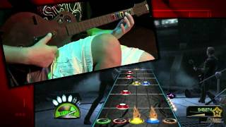 Video Guitar Hero: Metallica: Guitar World Record Shattered MP3, 3GP, MP4, WEBM, AVI, FLV Maret 2018