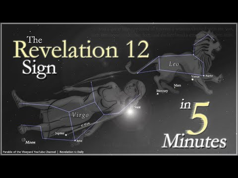 The Revelation 12 Sign In 5 Minutes!  September 23 2017 Alignment Explained  What You Need To Know