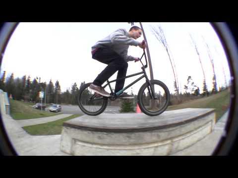 Game of BIKE - Campbell River Skatepark
