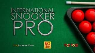 Video de Youtube de International Snooker Pro HD