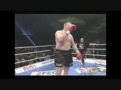 Semmy Schilt highlight