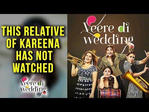 This Family Member Of Kareena Kapoor Has NOT SEEN