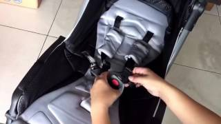 We've been looking around for a compact cabin size stroller for sometime...which only comes down to babyzen yoyo or china brand imitation of babyzen yoyo...w...