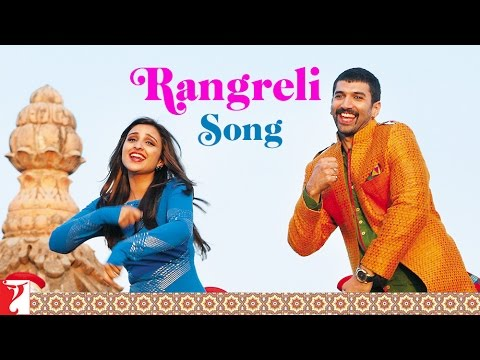 Fall in love with the romantic Rangreli from Daawat E Ishq!