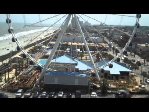 Myrtle Beach SkyWheel Update – Brand New Attraction