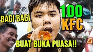 Video SULTAN BERBAGI 100 KFC DIJALANAN UNTUK BUKA PUASA!! NGABUBURIT BERFAEDAH! MP3, 3GP, MP4, WEBM, AVI, FLV Juni 2019