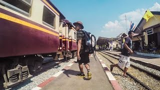 Kanchanaburi Thailand  City new picture : How to Travel Solo - Kanchanaburi, Thailand (GoPro Hero 4)