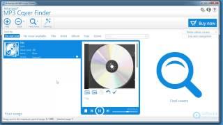 Ashampoo® MP3 Cover Finder quick demo