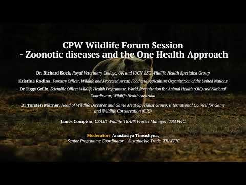 3rd CPW Wildlife Forum: Day 1 (2/2)