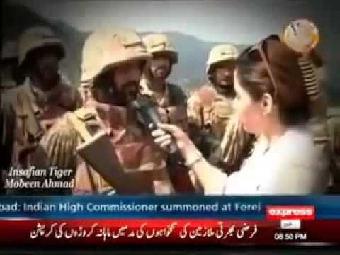 Pak Army Soilder Reply To Reporter that will make you cry