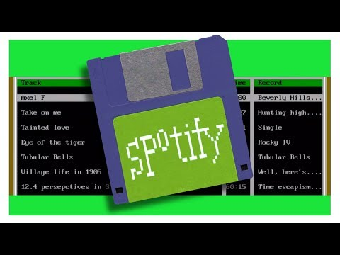 If Spotify Had Been Invented In The 80's