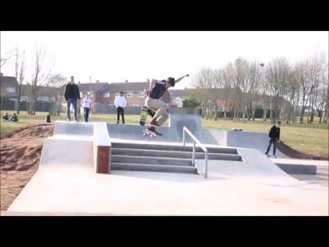 Newton Farm Skatepark