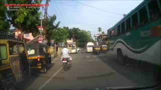 Kothamangalam India  City new picture : A drive through Kothamangalam town - Kerala - India