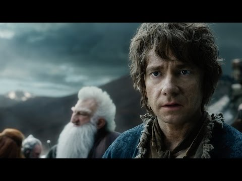 "official trailer - https://www.facebook.com/TheHobbitMovie http://www.thehobbit.com From Academy Award®-winning filmmaker Peter Jackson comes ""The Hobbit: The Battle of the Five Armies,"" the third in a..."