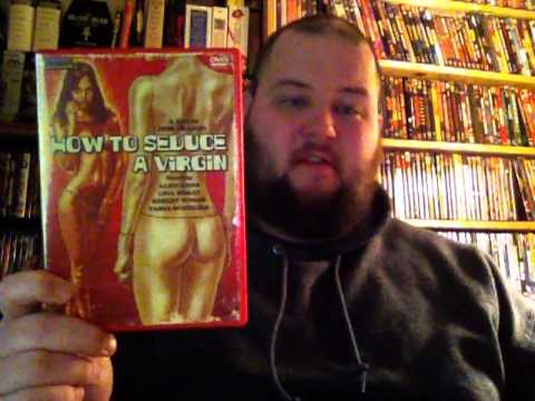 Jess Franco's How To Seduce A Virgin dvd review