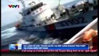 Tàu Hộ Vệ Tên Lửa Trung Quốc Xâm Phạm Vùng Biển Việt Nam - Vận Chuyển Hàng Hóa