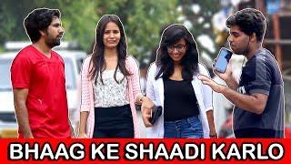 Video Bhaag Ke Shaadi Karlo - Bakchodi Ki Hadd - Ep 36 - TST MP3, 3GP, MP4, WEBM, AVI, FLV Maret 2019