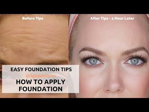Over 35? | Foundation Routine + Tips from a Pro Makeup Artist