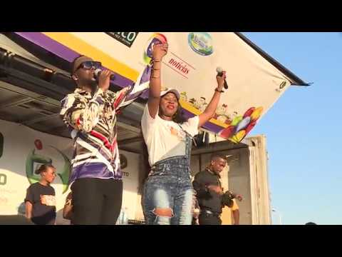 Mr Bow − My Number One ft Liloca (Festival Bawito e a Pequenada)