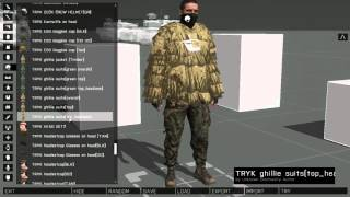 ARMA 3-TRYK's Multi Play Uniform Pack