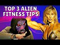 Top 3 health and fitness goals for humans starring Cory Everson. Try not to laugh!