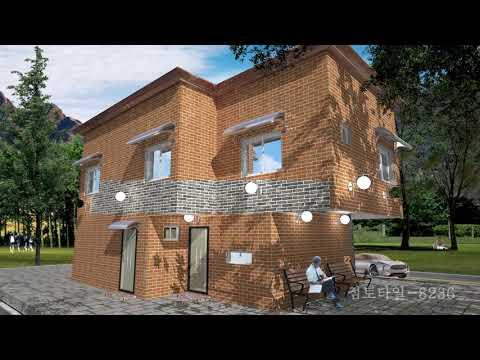 다윗스톤 영상 (3D체험- 49) 펜션