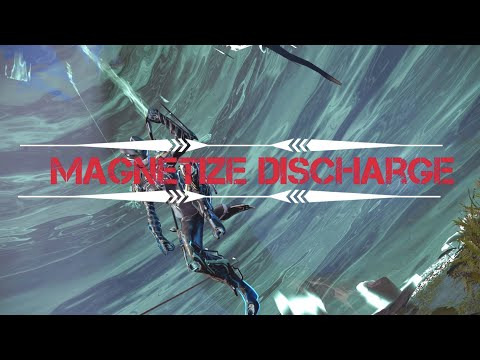 Mag Full Guide + Magnetize Discharge + Build | Warframe