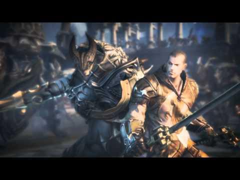 preview-TERA \'2011 Gamescom Cinematic\' Trailer (GameZoneOnline)