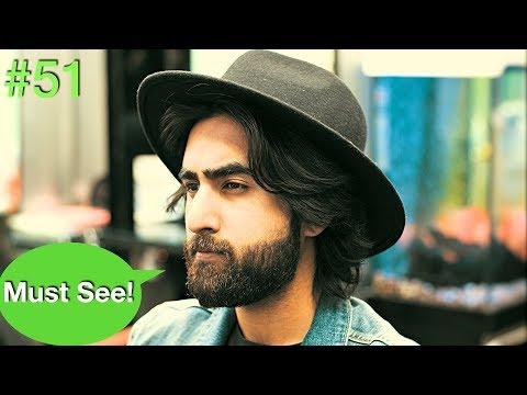 New hairstyle - HOW TO STYLE HAIR (RANBIR KAPOOR HAIRSTYLE IN SANJU MOVIE) Haircut Tutorial UAE/DUBAI 2018