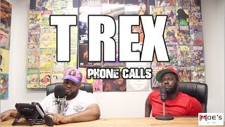 Queenzflip takes Phone Calls & T Rex talks to the fans. Queenzflip & T-Rex finally sit down to address recent issues & for 2 hours,...
