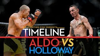 Nonton Ufc 212 Timeline  Jose Aldo Vs  Max Holloway     Mma Fighting Film Subtitle Indonesia Streaming Movie Download